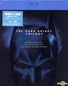 The Dark Knight Trilogy (Blu-ray) (Hong Kong Version)