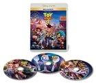 Toy Story 4 (MovieNEX + Blu-ray + DVD) (Japan Version)