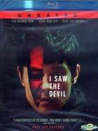 悪魔を見た (Blu-ray) (US版)