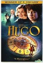 Hugo (2011) (DVD) (Hong Kong Version)