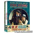The Sting (1973) (4K Ultra HD + Blu-ray) (Limited Steelbook Edition) (Taiwan Version)