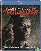 The Equalizer (2014) (Blu-ray) (Hong Kong Version)