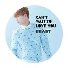 CAN'T WAIT TO LOVE YOU [Dongwoon Ver.] (First Press Limited Edition)(Japan Version)