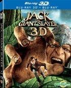 Jack The Giant Slayer (2013) (Blu-ray) (2D + 3D) (Hong Kong Version)