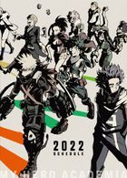 My Hero Academia 2022 Schedule Book