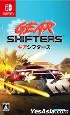 GEARSHIFTERS (Japan Version)