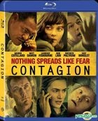 Contagion (2011) (Blu-ray) (Hong Kong Version)