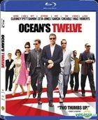 Ocean's Twelve (2004) (Blu-ray) (Hong Kong Version)