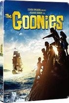 Goonies (Blu-ray) (Steelbook Edition) (First Press Limited Edition)(Japan Version)