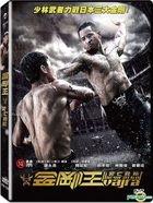 The Wrath Of Vajra (2013) (DVD) (Taiwan Version)