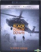 Black Hawk Down (2001) (4K Ultra HD + Blu-ray) (Hong Kong Version)
