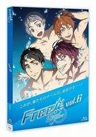 Free! - Eternal Summer - Vol.6 (Blu-ray)(Japan Version)