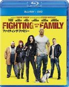 Fighting with My Family (Blu-ray + DVD) (Japan Version)