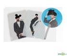 Eric Nam Official Goods - Clear File + Fan