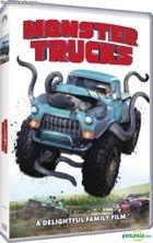 Monster Trucks (2016) (Blu-ray) (Hong Kong Version)