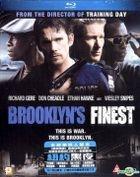 Brooklyn's Finest (2009) (Blu-ray) (Hong Kong Version)