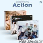 WEi Mini Album Vol. 3 - IDENTITY : Action (Random Version)