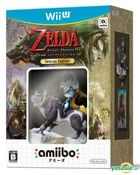 The Legend of Zelda: Twilight Princess HD (Wii U) (Special Edition) (日本版)