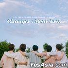 A.C.E 2nd Repackage Album - Changer : Dear Eris + Random Poster in Tube