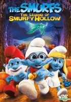 The Smurfs: The Legend of Smurfy Hollow (2013) (DVD) (Hong Kong Version)