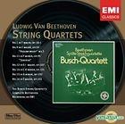 The Busch String Quartet - BEETHOVEN: STRING QUARTETS (Korea Version)