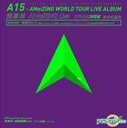 A15 - AMeiZING World Tour Live Album (3DVD) (Regular Edition)