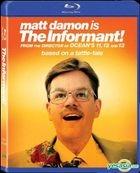 The Informant! (2009) (Blu-ray) (Hong Kong Version)