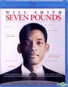 Seven Pounds (2008) (Blu-ray) (Hong Kong Version)