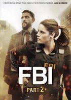 FBI: Season 1 DVD Box Part2 (Japan Version)