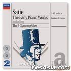 Satie: The Early Piano Works (Incl. The 3 Gymnopedies) (US Version)