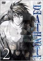 Death Note (DVD) (Vol.2) (Animation) (Japan Version)