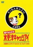 Neko de mo Wakareu Kisarazu Cat's Eye - Kisarazu Cat's Eye World Series Navigate DVD (Japan Version)