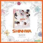 Shinhwa Official Goods - Coloring Book