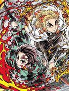 Demon Slayer: Kimetsu no Yaiba the Movie: Mugen Train (Blu-ray) (Limited Edition) (English Subtitled) (Japan Version)