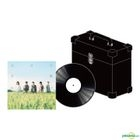 9th Deluxe Set (History of Tomorrow Vinyl LP + Back to Vinyl Mayday 20th Anniversary Wooden Case)