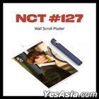 NCT 127 - Wall Scroll Poster (Jung Woo)