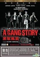 A Gang Story (2011) (DVD) (Hong Kong Version)