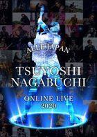 TSUYOSHI NAGABUCHI ONLINE LIVE 2020 ALLE JAPAN [BLU-RAY] (Japan Version)