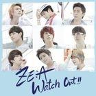 Watch Out - Netsuai Chuiho - Type C (ALBUM+DVD)(Japan Version)