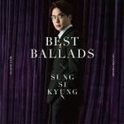 Sung Si Kyung Best Ballad (Normal Edition)(Japan Version)