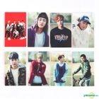 iKON Debut Concert 'Showtime' - Note (Yunhyeong)