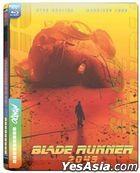 Blade Runner 2049 (2017) (4K Ultra HD + Blu-ray) (Steelbook) (Taiwan Version)