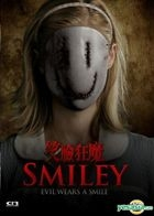 Smiley (2012) (DVD) (Hong Kong Version)