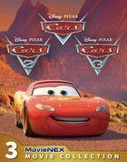 Cars MovieNEX 3-Movie Collection [Blu-ray + DVD] (Japan Version)