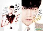 Seung Ri Mini Album Vol. 2 - Let's Talk About Love (Random Cover Version)