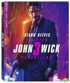 John Wick: Chapter 3 - Parabellum (2019) (Blu-ray + DVD + Digital) (US Version)
