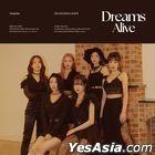 DreamNote Single Album Vol. 4 - Dreams Alive + Poster in Tube