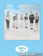 ONF Summer Album - POPPING (38℃ Version) + Poster in Tube (38℃ Version)