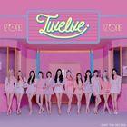 Twelve [TYPE A] (ALBUM + DVD +POSTER) (普通版)(日本版)