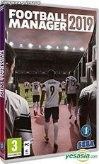 足球经理 2019 (DVD 版)